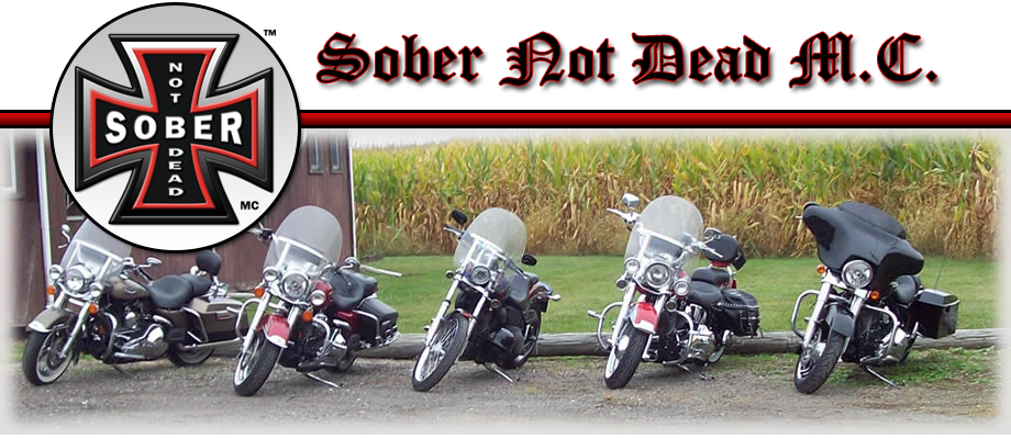 Sober Not Dead Motorcycle Club ByLaws